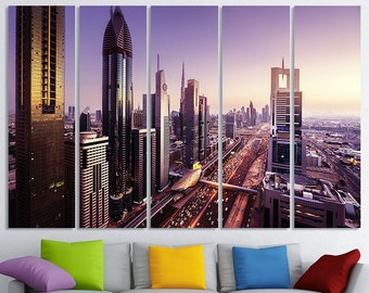 Dubai Art United Arab Emirates Dubai Wall Art Dubai Canvas Art Dubai Wall Decor Dubai Home Decor Dubai Skyline Dubai Print Dubai Photo
