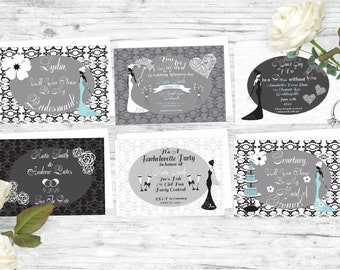 wedding invitation,wedding invites,wedding invite,will you be my bridesmaid,be my bridesmaid invite,bachelorette invite,save the date