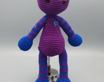 Amigurumi Monster - droid