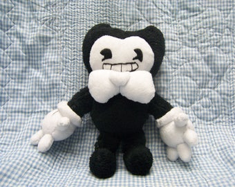 Bendy Plushie (Made to order)