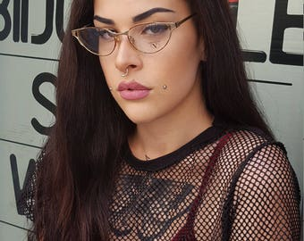 Vintage Luxury glasses eyewear Valentino mod. V384