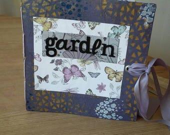 Handmade Garden Junk Journal