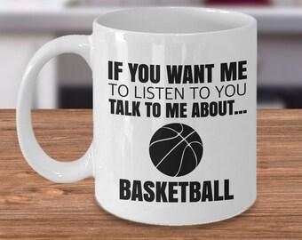 Basketball Gift, Basketball Mug, Basketball Fan, Basketball Gift for Dad, Gift for Basketball Player, Basketball Gift for Mom, Birthday Mug