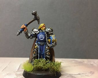 cleric miniature etsy