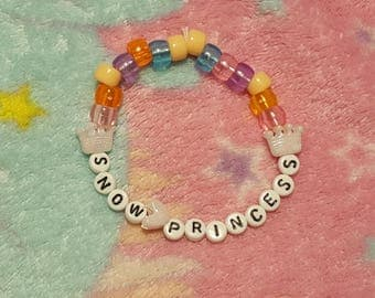 "Bracelet ""Snow Princess"""