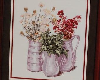Morning Harvest - Designs by Melinda - Corss My Heart, Inc., 1998.
