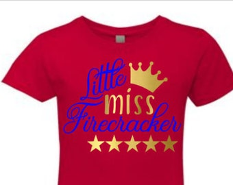 4th of July, girl's 4th of july shirt