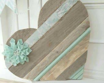 Reclaimed wood Heart, Reclaimed wood, Wood Heart, Heart, Rustic Wood, Wood signs, wall Art, Wall Hangings, Wood wall Hanging, Rustic Heart