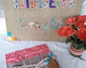 Crochet Hook Organiser
