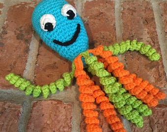 Crocheted Stuffed Animals / Characters