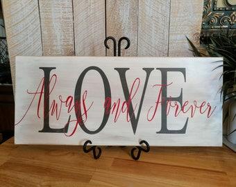 Love Always & Forever