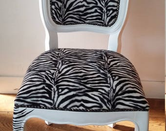 Custom Upholstered Dining Chair