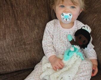 Crochet Tiana Blanket