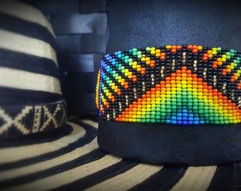Beads Bracelet. Art Kamentsa