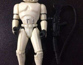 Star Wars Power Of The Force: Stormtrooper Figure by Kenner