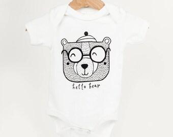 Hello Bear Baby Grow