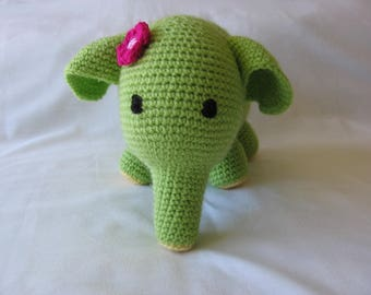 Elsie Elephant (Green)