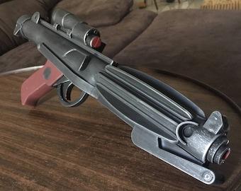 Custom Rubies plastic blaster