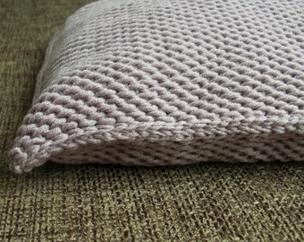 crochet pillow square pillow crochet cushion square cushion decorative pillow
