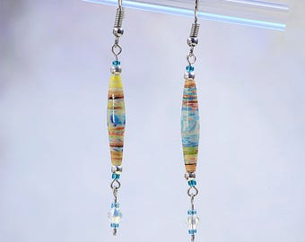 Summer Breeze Dangle Earrings #475