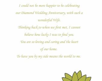 Wife Golden Anniversary Card
