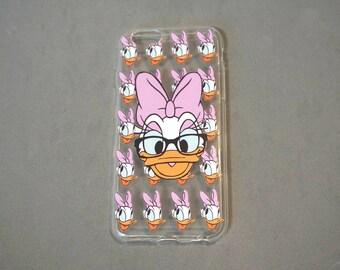 Disney Daisy iPhone 6s case, iPhone 6s plus case, iPhone case 6s plus, soft iPhone 6 case,Transparent Clear Phone Case iPhone,Despicable Me