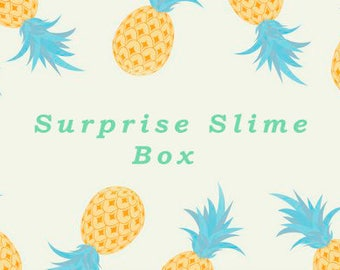 Surprise Slime Box UK