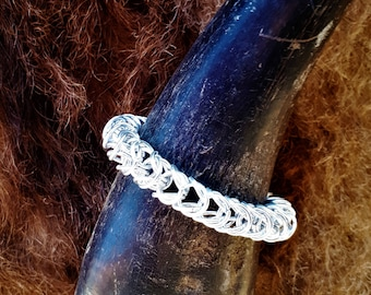 BRACELET MEDIEVAL - VIKING chainmail man/woman