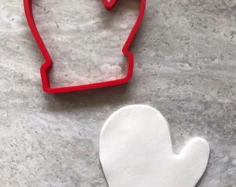 Christmas Mitten Cookie Cutter