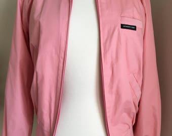 1980s Vintage Members Only Jacket