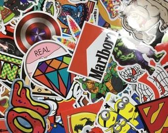 Sticker Bomb Sticker Pack 1