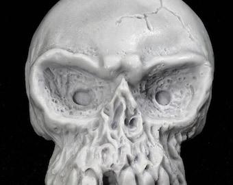 Creepy Skull Soap