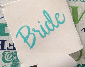Bride Koozies