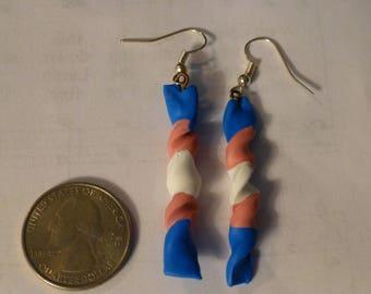 Transgender Pride Earrings