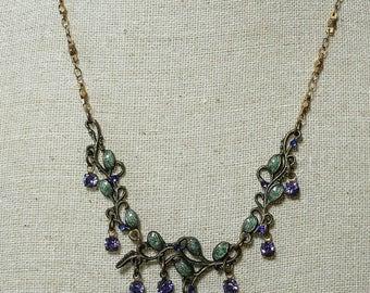 Vintage Anne Koplik Necklace