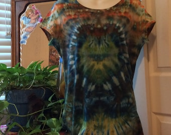 Madness, #19, XL Woman's Scoop Neck