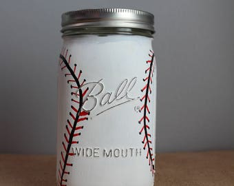 Baseball Piggy Bank
