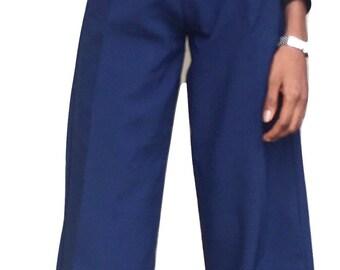 Womens culottes high waist