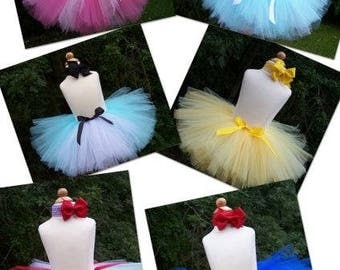 Custom Princess Tutus