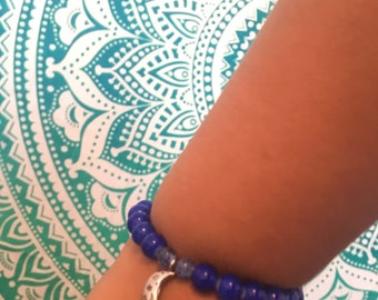 The moon and back bracelet