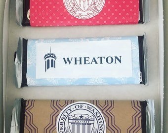 College/School Candy Bars