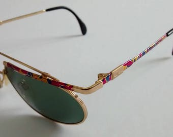 Vintage Cazal Model 254 Colour 416 Sunglasses