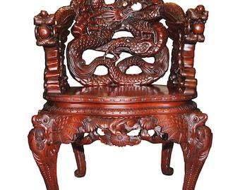 Asian Chair Etsy - Asian chair asian
