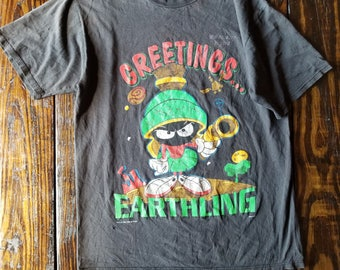 1994 Marvin the Martian Greetings