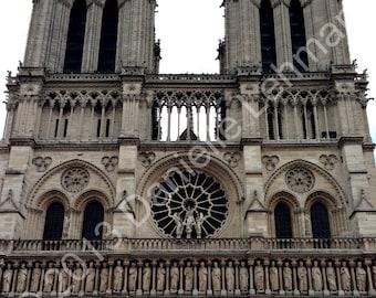 Notre Dame Cathedral - Digital Download