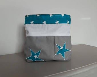 Storage pouch, Star theme