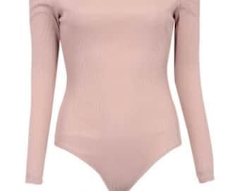Bardot Off The Shoulder Bodysuit