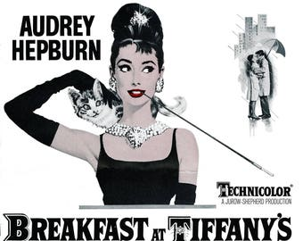 0057 Breakfast At Tiffany's - Audrey Hepburn