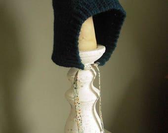 Crochet baby bonnet Hat