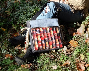 Hippie bag, Sac a main, Purse, Handbag, shoulder bag, Work bag, Crossbody bag, Beauty gift, 50th birthday gift